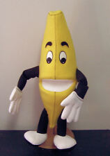 """Deluxe Banana Ventriloquist Puppet 18"""" tall - ministry, health, fruit,performers"""