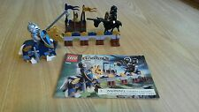 Lego 7009 The Final Joust - Castle Fantasy Era - 100% Complete with Instructions
