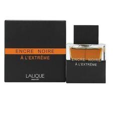 LALIQUE ENCRE NOIRE A L'EXTREME 100ML EAU DE PARFUM SPRAY NEW & SEALED