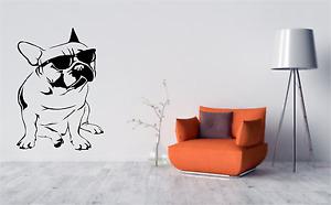 Dog Animal Cute Home Wall Art Decal Sticker A19