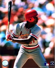 "Willie McGee ""St. Louis Cardinals"" MLB Licensed Unsigned 8x10 Glossy Photo A1"