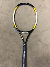 New Yonex RQS 9 (16x19) Tennis Racquet Unstrung Sz 4 3/8 Made in Japan