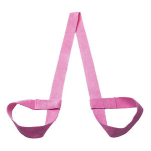 Yoga Mat Strap Durable Carrier Carrying Loop Holder Workout Exercise Band