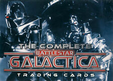The Complete Battlestar Galactica Card Set (Rittenhouse Archives, 2004)