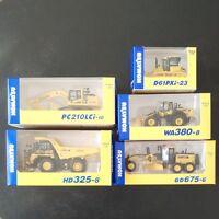 KOMATSU KOMATSU D61PXi-23 WA380-8 GD675-6 PC210Ci-10 HD325-8 5Set Miniature F/S