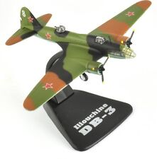 """Iliouchine DB-3 Atlas Editions 1:144 Diecast """"Giant of The Sky Coll."""""""