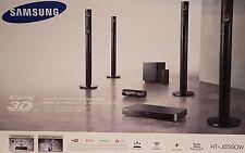 SAMSUNG HT-J5550W 5.1 Blu-ray 3D Heimkinosystem (B2726-2738).