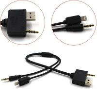 AUX USB Audio Input Cable Adapter for HYUNDAI KIA Charge Cable for iPhone 5s/6s