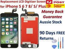 For iPhone 4 4S 5 5C 5S 6 6 6s 7 Plus 8 LCD Screen Replacement Digitizer Display