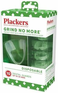 Plackers Mouth Guard Grind No More Dental Night Protector