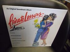 Private Lessons Soundtrack [Rod Stewart Air Supply] LP 1981 MCA Records Sealed