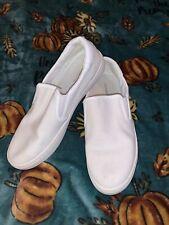 liz claiborne White Slip On Sneakers Size 7