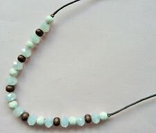 Beads & Wooden Beads - New Accessorize Necklace_High Quality Opal Beads, Marbled