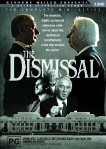 The Dismissal (DVD, 2005, 2-Disc Set) Gough Whitlam