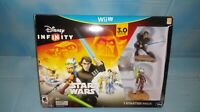 Disney Infinity (3.0 Edition) Wii U Star Wars Starter Pack NIB