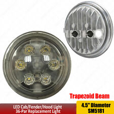 PAR36 Round LED Trapezoid Distance Beam Bulb Truck JD Tractor Work Light x1pc