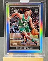 2019-20 Panini One And One Blue Refractor #108 Carsen Edwards RC #24/25 🔥Rare🔥