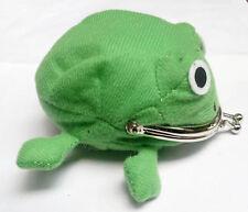 Anime Naruto Frog Soft Cartoon Plush Ferry Coin Purse Bag Wallet Collection Gift