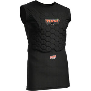 Thor Comp XP Flex Deflector Motocross MX Off Road S Sleeve Padded Base Layer Top