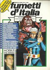 FUMETTI D'ITALIA 3 NATHAN NEVER IN COPERTINA POSTER DYLAN DOG