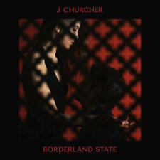 J Churcher ‎– Borderland State - Vinyl LP - New And Sealed Condition