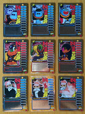 CAPSULE CORP COMPLETE [Played] CP Promo Dragon Ball Z Ccg Tcg Dbz Score