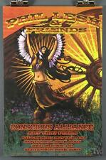 Phil Lesh and Friends, Conscious Alliance Poster Double Sided Greatful Dead 2007