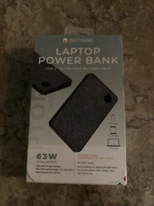 Eggtronic Laptop Power Bank USB-C Ultra Fast Battery Pack Portable Battery