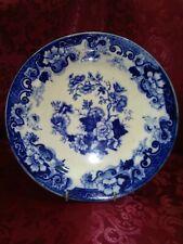 Antico piatto in porcellana da collezione Richard disegno Japan