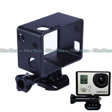 Standard Frame Border Shell Housing Mount for GoPro Hero 3 3+ LCD Battery BacPac