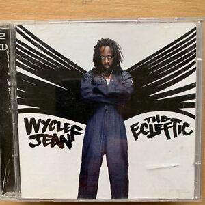 Wyclef Jean - The Ecleftic 2000 R & B Fugees Pop Hip Hop Album CD