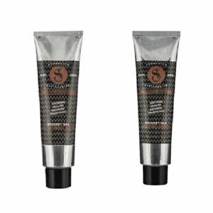 Suavecito Premium Aftershave Balm & Shaving Creme - Whiskey Bar (2 Tuben a 113g)
