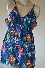 LONGBOARD -Adorable túnica de tirantes - talla XL - EXCELENTE ESTADO