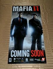 Mafia 2 Coming Soon Display Poster