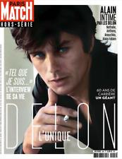 Paris Match hors-série (en version PDF) - Alain Delon, l'unique