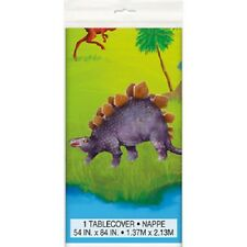 Dinosaurs Birthday Tablecover Tablecloth Table Cover Party Tableware Supplies