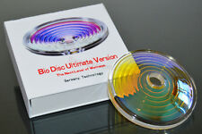 Bio Disc Ultimate Version Negative Scalar Natural Health Energy Field Glass