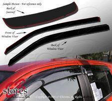 In-Channel Rain Guards Visor Sun roof Combo 3pc For Dodge Ram 1500 Pickup 94-01