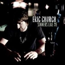 Eric Church - Sinners Like Me [New CD]