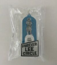 Forever Lee Circle Monument New Orleans Mardi Gras Krewe Bead Throw Robert E Lee