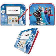 Disney Frozen Vinyl Skin Sticker for Nintendo 2DS