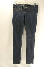"Guess ""Daredevil"" Womens Skinny Leg Jeans In EUC (But W/ Small Rip) Size 26"