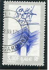 TIMBRE FRANCE OBLITERE N° 3293 CONSEIL D'ETAT / Photo non contractuelle