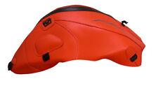 Bagster Tanque Cubierta Yamaha FZ6 04-09 S2 Protector De Tanque baglux Negro Naranja 1507F