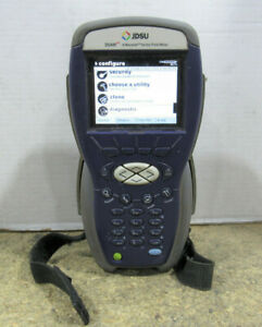 JDSU DSAM-3300 XT Wavetek Series Docsis 3.0 Digital Service Analysis Field Meter