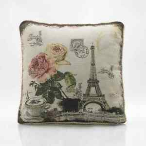 "Tapestry Cushion Covers in lots of  designs, 18""x18"", london & City scene etc"