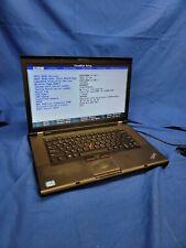 Lenovo Thinkpad T530 Core i5 3230M 2.50Ghz / 4GB / 250GB HDD #5132