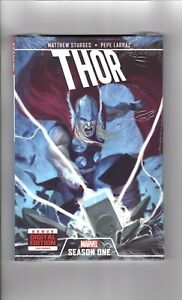 THOR, SEASON ONE, Marvel Comics, Hard Cover, SEALED (CC2)