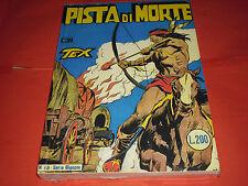 TEX  WILLER GIGANTE N°1/29 -N° 13-PISTA DI MORTE -PUBBLICAZIONE AMATORIALE
