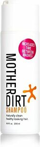 Mother Dirt Sulfate Free Shampoo, Natural & Preservative Free , 100ml